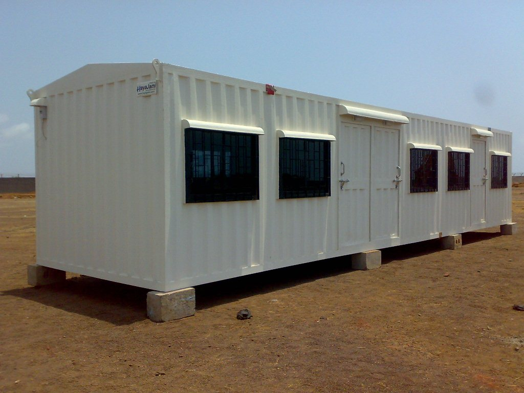 Portable Bunk Houses in india