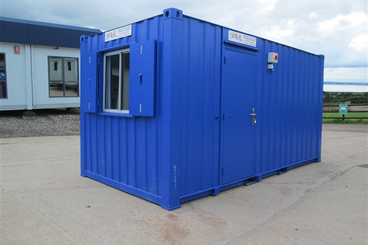 Portable Cabins company in Udaipur