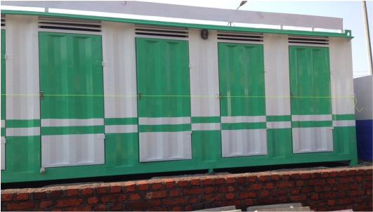 Portable cabins traders in Udiapur