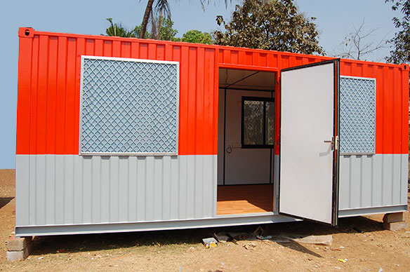 Portable Cabins manufacturing in Rajasthan